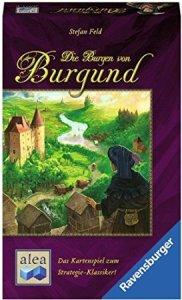 Burgund Kartenspiel