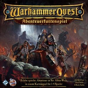 Warhammer Quest Abenteuerkartenspiel